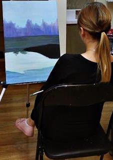 Nauka malowania krok po kroku