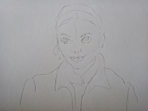 Rysunek portretowy