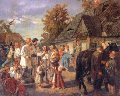 obrazy józef chełmoński