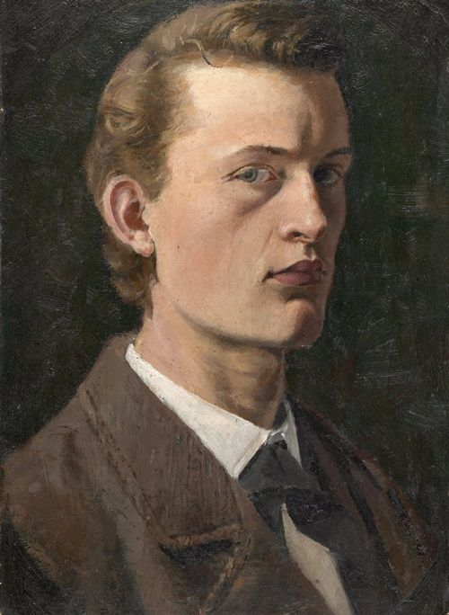 autoportret edvard munch