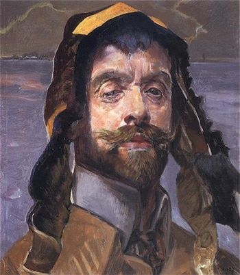 autoportret malczewski jacek