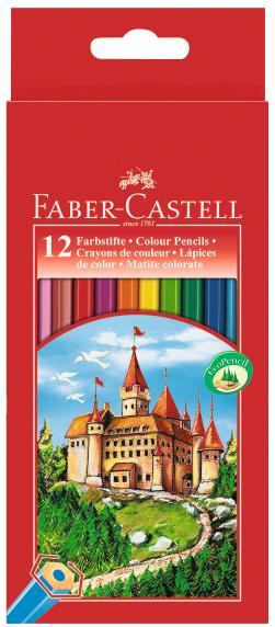 Tanie kredki Faber-Castell