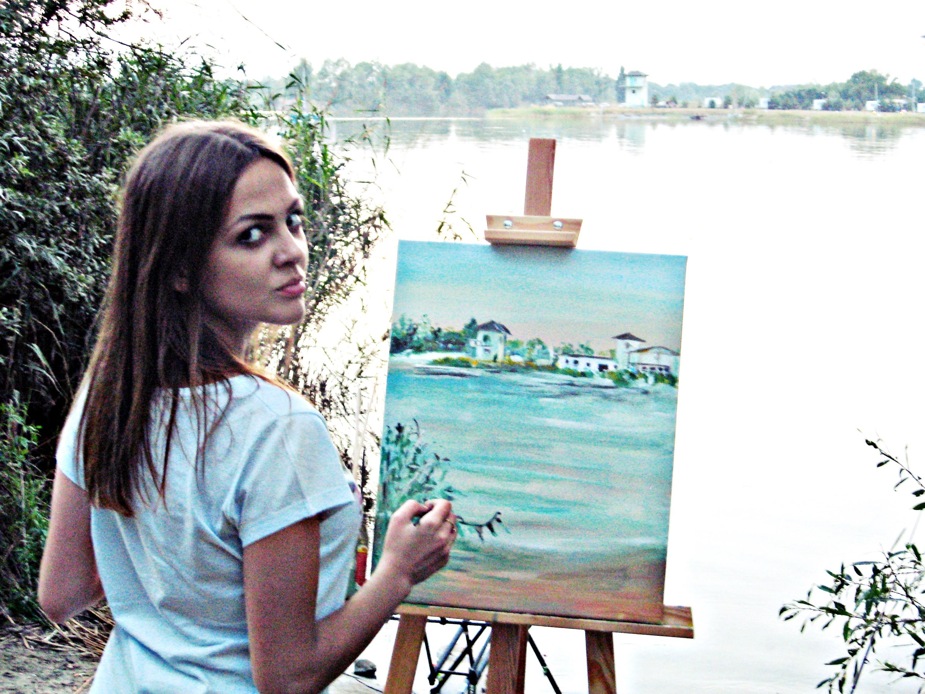 Malowanie w plenerze