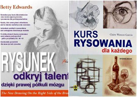książka kurs rysunku