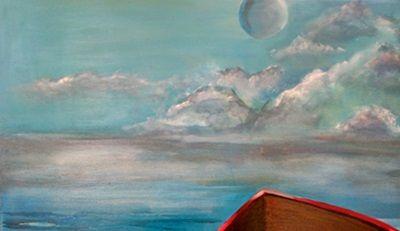 jak namalować obraz farbami akrylowymi krok po kroku