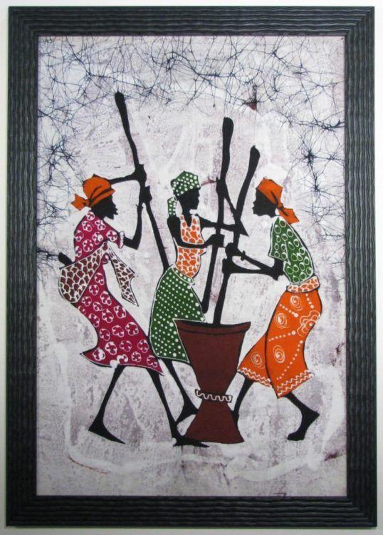 oprawa batika