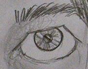 oko narysowane w 2009 roku